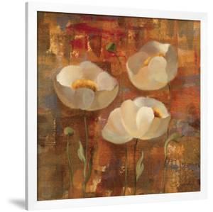 Floral Trio II by Silvia Vassileva