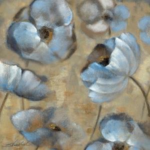 Flowers in Dusk II by Silvia Vassileva