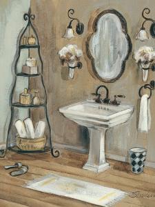 French Bath I by Silvia Vassileva