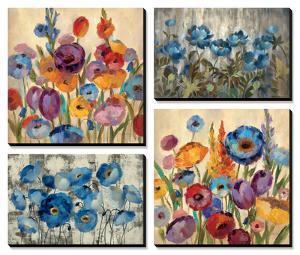 Garden Hues by Silvia Vassileva