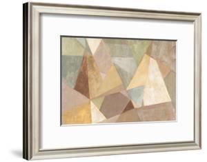 Geometric Abstract Neutral by Silvia Vassileva