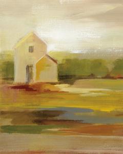 Hillside Barn I by Silvia Vassileva