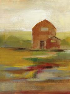 Hillside Barn II v2 by Silvia Vassileva