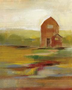 Hillside Barn II by Silvia Vassileva