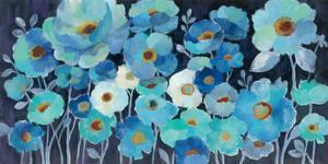 Indigo Flowers by Silvia Vassileva