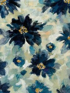 Inky Floral II by Silvia Vassileva