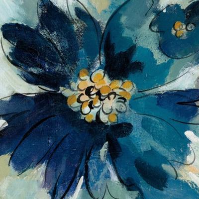 Inky Floral III by Silvia Vassileva
