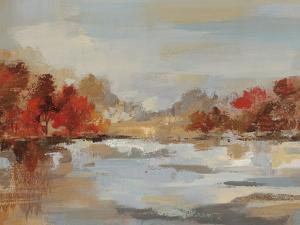 Late Fall Reminiscense Crop by Silvia Vassileva