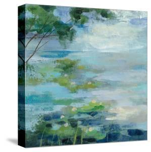 Lily Pond I by Silvia Vassileva