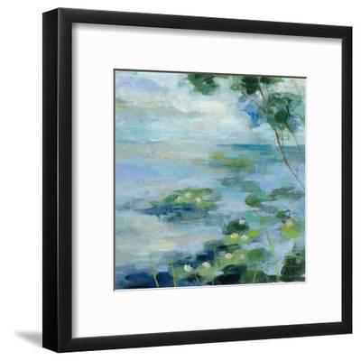Lily Pond II by Silvia Vassileva