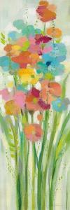 Long Stem Bouquet II by Silvia Vassileva