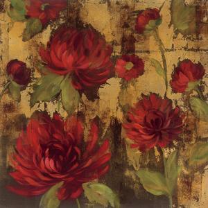 Majestic Dahlias I by Silvia Vassileva
