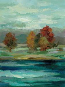 Malachite Lake I by Silvia Vassileva
