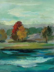 Malachite Lake II by Silvia Vassileva