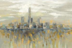 Manhattan Fog by Silvia Vassileva