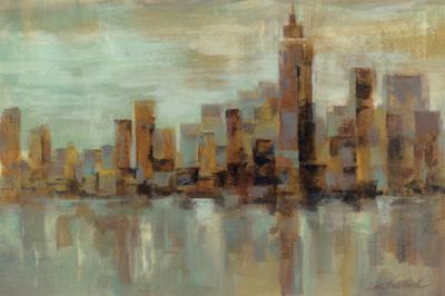 Misty Day in Manhattan by Silvia Vassileva