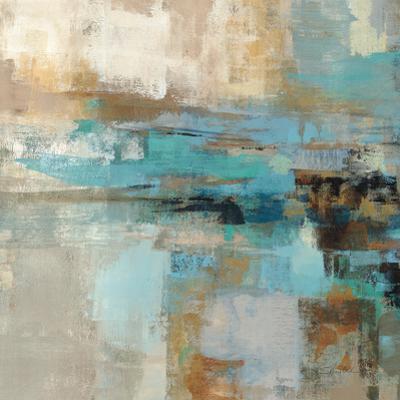 Morning Fjord Square I by Silvia Vassileva