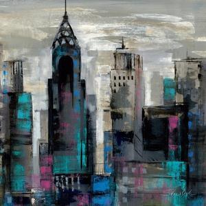 New York Moment II by Silvia Vassileva