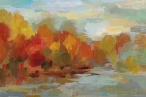 October Dreamscape Crop by Silvia Vassileva