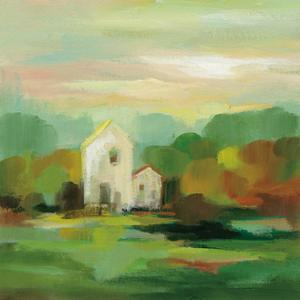 October Farm I by Silvia Vassileva