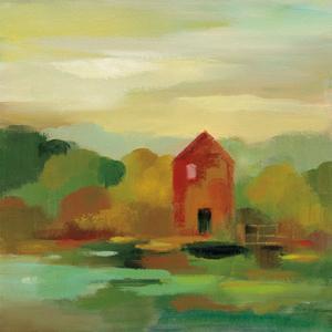 October Farm II by Silvia Vassileva