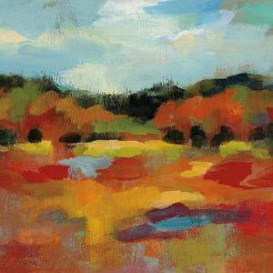 October Moment I by Silvia Vassileva