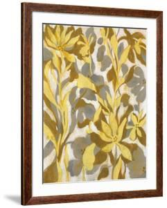 Painted Tropical Screen I by Silvia Vassileva