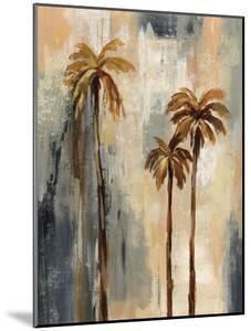 Palm Trees I by Silvia Vassileva