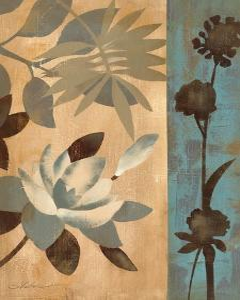 Romantic Magnolias II by Silvia Vassileva