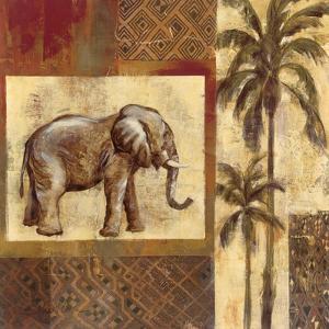 Safari Sketches I by Silvia Vassileva