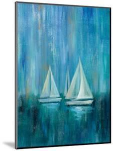 Sailboat Simplicity II by Silvia Vassileva