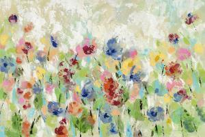 Springtime Meadow Flowers by Silvia Vassileva