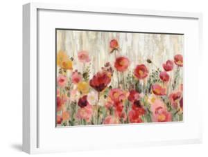 Sprinkled Flowers Crop by Silvia Vassileva