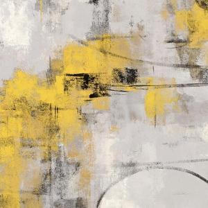 Stone Gardens II Yellow by Silvia Vassileva