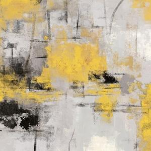 Stone Gardens III Yellow by Silvia Vassileva