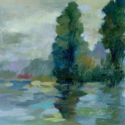 Sunrise at the Lake II by Silvia Vassileva