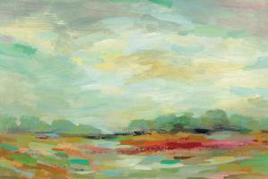 Sunrise Field by Silvia Vassileva