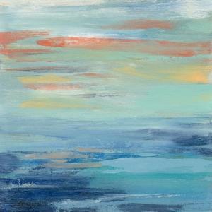 Sunset Beach I by Silvia Vassileva