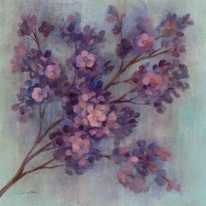 Twilight Cherry Blossoms I by Silvia Vassileva