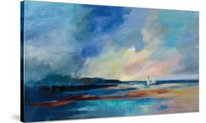 Ultramarine Sea and Sky by Silvia Vassileva