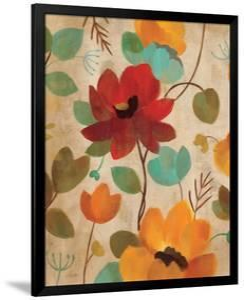 Vibrant Embroidery II by Silvia Vassileva