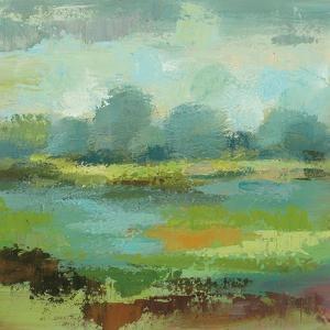 Windsor Blue Field II by Silvia Vassileva