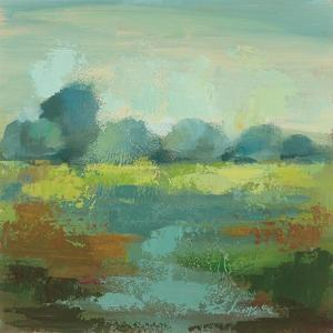 Windsor Blue Field III by Silvia Vassileva