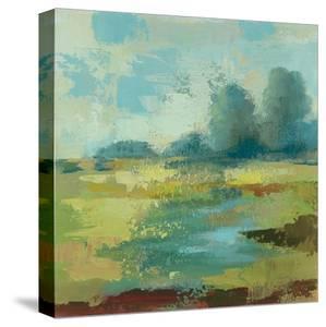 Windsor Blue Field IV by Silvia Vassileva