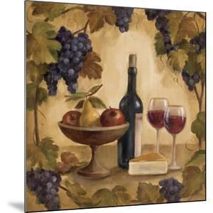 Wine and Cheese I by Silvia Vassileva