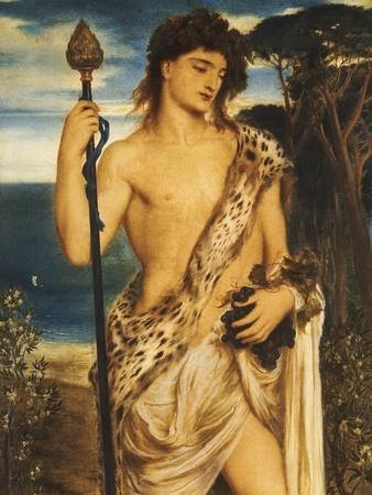 Bacchus, 1867