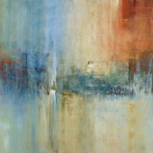 Blue Cascade by Simon Addyman