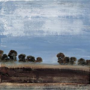 Blue Tree Line by Simon Addyman
