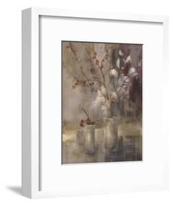 Silver Floral by Simon Addyman