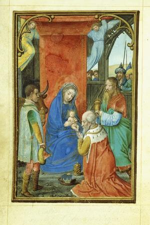 Adoration of the Magi, 1520's